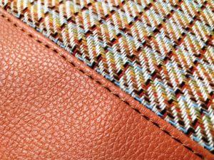 Détail des textiles