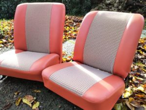 sièges 4L fourgonnette