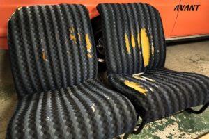 anciens sièges 2cv